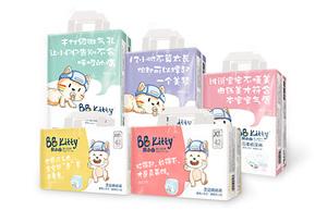 贝小白-婴幼儿纸尿裤系列