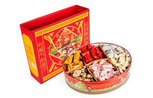 泉家人-幸福蜜集礼盒包装