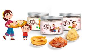 泉家人-果干系列