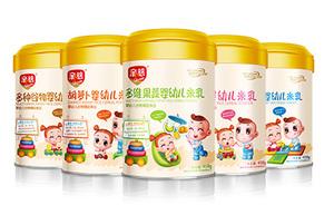 亲慈-婴幼儿米乳系列